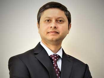Dr. Anshuman Singh, associate professor of Information Systems & Technology at University of Missouri